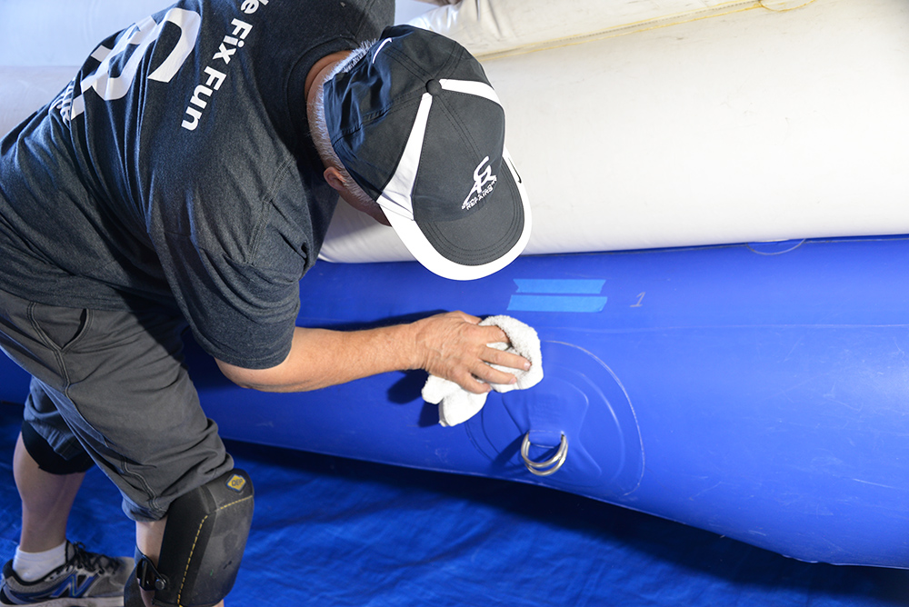 inflatable sup repair