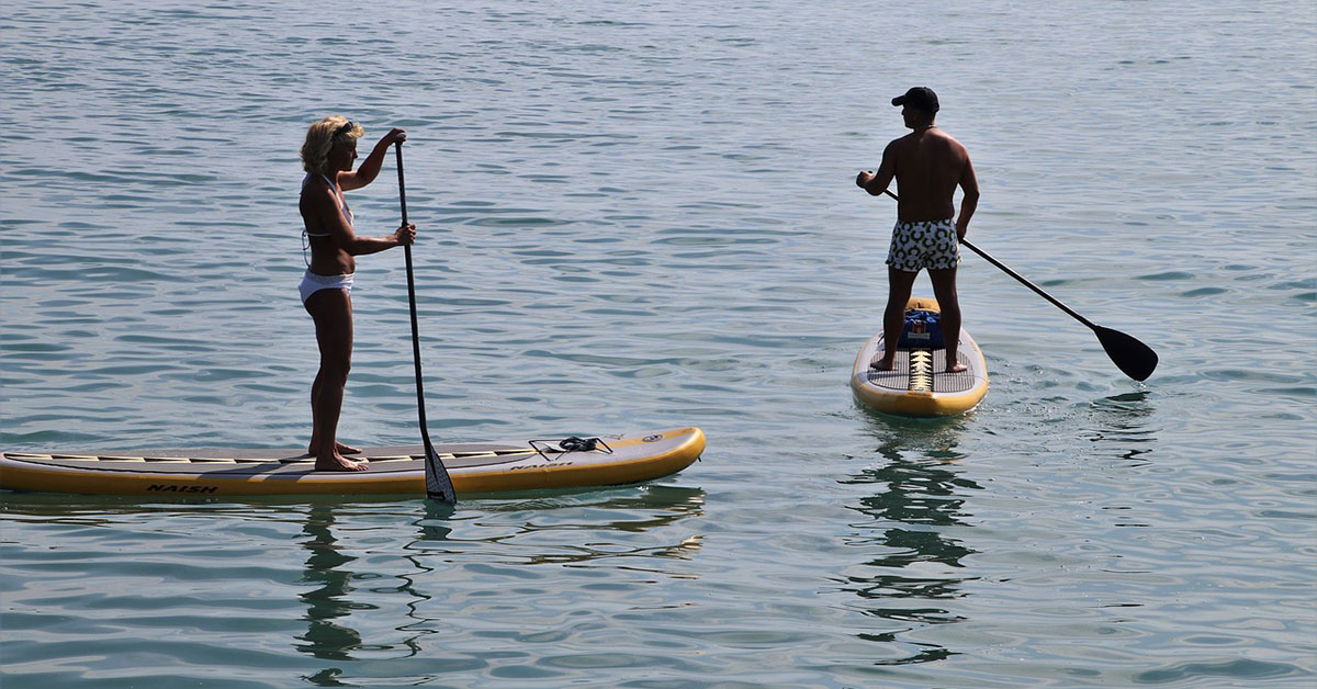 blow up stand up paddle board in the us
