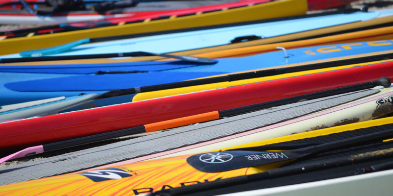 paddle board storage in the us