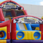 inflatable obstacle course in the usa